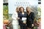 """Hande Çilek ve Jale Balcı'nın """"Tadında Yolculuk"""" kitabının lansmanı gerçekleşti"""