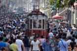 İstanbul 15 milyon nüfusuyla 129 ülkeyi geride bıraktı