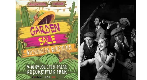 GardenSale Tasarım Şenliği 6 yaşında