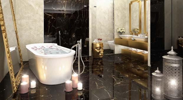 Philippe Starck'ın Yoo İstanbul tasarımları, Hotelya'da hayat buldu