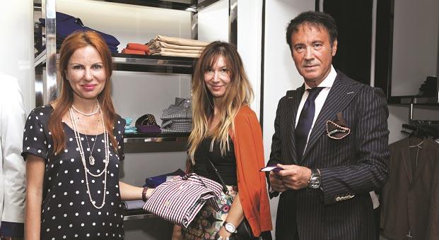 Etel Baler ile Türk tasarımcılar