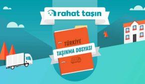 Türkiye'nin taşınma dosyası yayınlandı