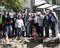 Başkent'teki su taşkınlarının önüne geçmek amacıyla ilk etapta belirlenen 15 noktada çalışmalar başlayacak
