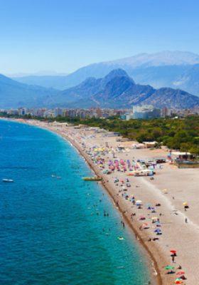 Antalya'da ortalama konut fiyatı 241.920 TL, son 1 yıllık değer artışı %25.12