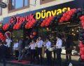 Tavuk Dünyası yeni restoranını Gölcük'te açtı