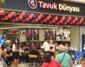 Tavuk Dünyası'ndanİzmir'e 12. restoran yatırımı