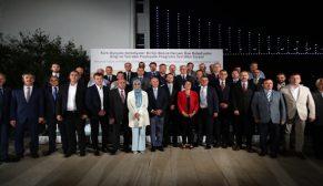 Başkan Topbaş İstanbul'un başarısını anlattı