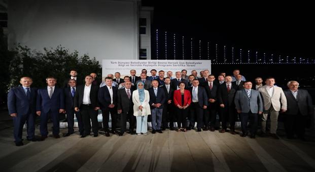 TDBB Bosna Hersek Üye Belediyeleri Bilgi ve Tecrübe Paylaşımı Programı tamamlandı
