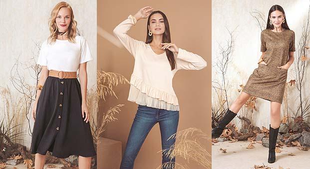Sonbaharın moda trendlerini Tchibo ile yakalayın