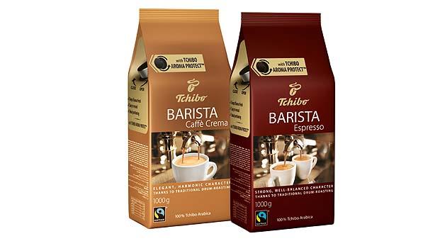 Tchibo'dan yepyeni bir kahve: Tchibo Barista