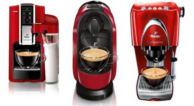 Tchibo Cafissimo kahve makinelerinde büyük kampanya