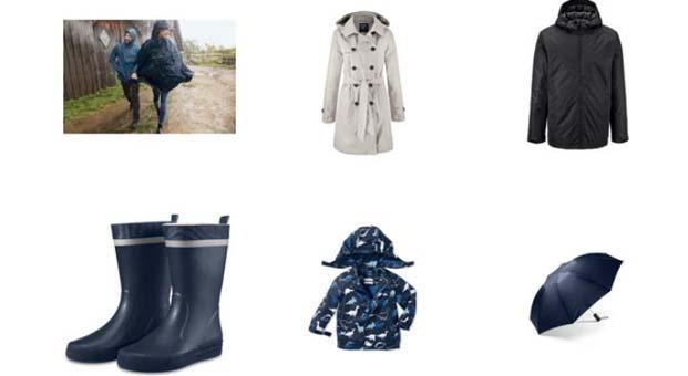 Yağmur stiliniz Tchibo'da: Tchibo ile yağmurun tadını çıkarmaya var mısınız?