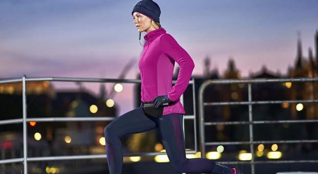 Tchibo'nun fonksiyonel spor giyim ürünleri ile sonbaharda koşu yapmak kolay