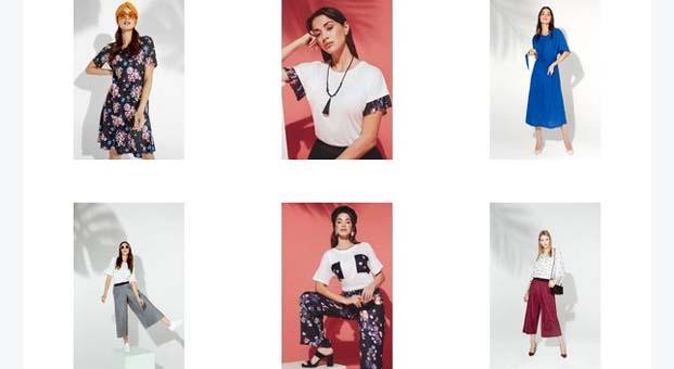 """Tchibo yeni moda koleksiyonu ile """"Bahara Merhaba"""" diyor"""