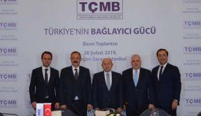 Nihat Özdemir: Türk çimento sektörü 2018 yılında 614 milyon dolarlık ihracata ulaştı