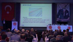 Beton yollar ile dört yılda bir Avrasya Tüneli maliyeti kadar tasarruf sağlanabilir