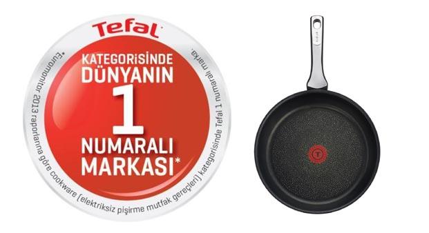 Tefal'den mutfaklara yepyeni armağanı: Tefal Titanium Serisi