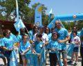 TEGV için koştu, 5500 çocuk için ipi göğüsledi
