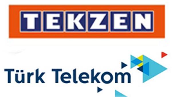 Tekzen ve Türk Telekom'dan evleri şenlendiren kampanya
