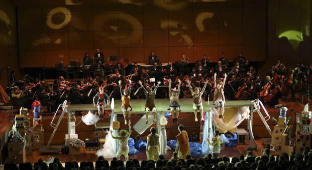 Tekfen Filar-Mini konserleri iki gün üst üste kapalı gişe izlendi