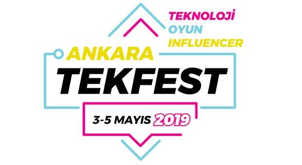 Asus'tan TEKFEST Ankara'ya destek