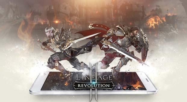 Lineage 2: Revolution 2 ayda 5 milyon oyuncuya ulaştı