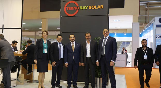 Tekno Ray Solar'dan Solarex'te dev anlaşma