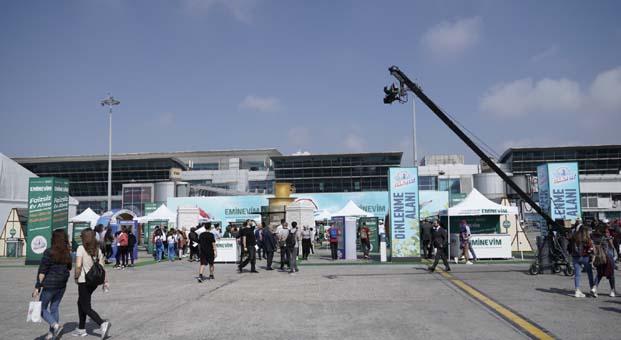 Eminevim'den Teknofest'e destek