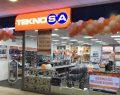 Teknosa'dan Ege'ye 1 günde 2 mağaza