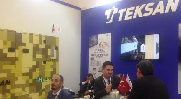 TSK ve NATO'nun enerji güvenliği Teksan'a emanet
