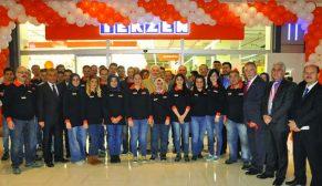 Tekzen, İstanbul'daki 15. Türkiye'deki 126. mağazasını açtı