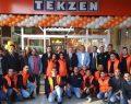 Tekzen İzmir'deki 4. mağazasını Menemen'de açtı