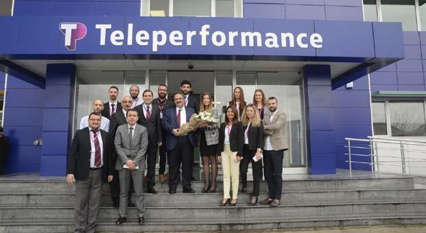 İŞKUR ve Teleperformance Balıkesir'de 400 kişiye daha istihdam sağlayacak