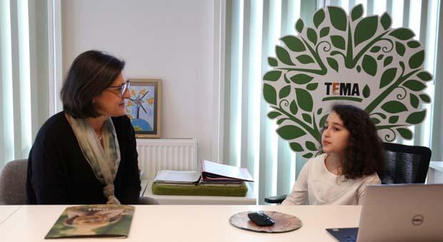 TEMA Vakfı'nın yönetimi 23 Nisan'da Rüya Aygüneş'e emanet
