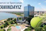 Sheraton İstanbul Ataköy Hotel tenisin ünlü yıldızlarını ağırlayacak