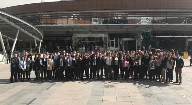 Tepe Servis, Türkiye'nin en büyük 500 şirketi arasında