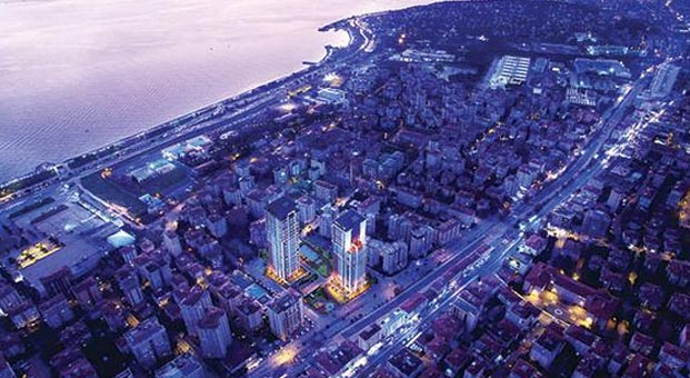 Terminal Yapı'dan İstanbul'a 240 milyon dolarlık konut hamlesi