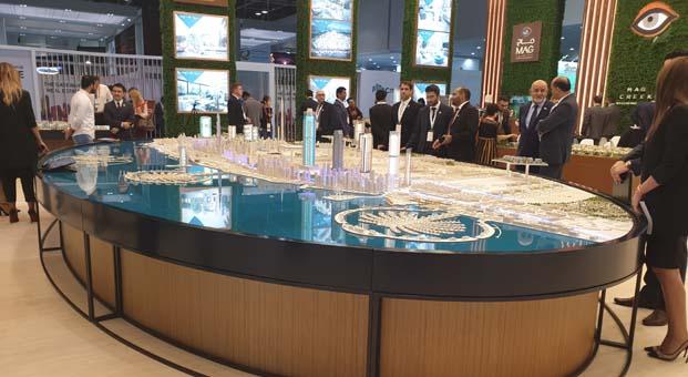 Besa Grup, Bodrum'un en büyük projesi The Bo Viera ile Cityscape Global Fuarı'nda büyük ilgi gördü