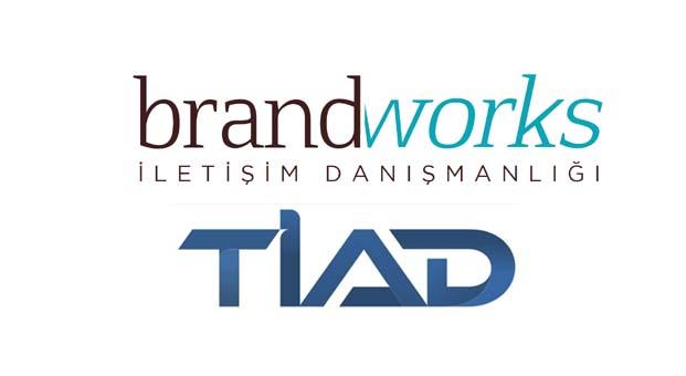 Takım Tezgâhları Sanayici ve İşadamları Derneği (TİAD) Brandworks İletişim ile el sıkıştı