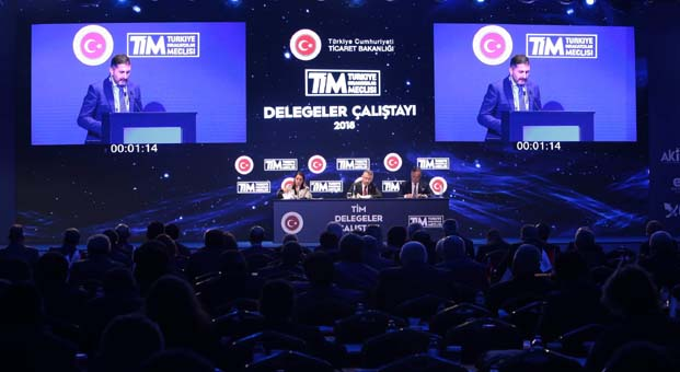 TİM Delegeler Çalıştayı'nda sektör sorunları konuşuldu