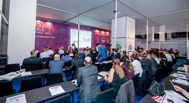 Tissue World Istanbul 2018 Konferansı temizlik kâğıdı sektörünü geleceğe taşıyacak