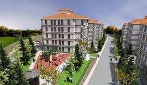 Tokat Erbaa'da 224 konut inşa edilecek
