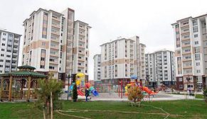 TOKİ'den İstanbul Gaziosmanpaşa'da 796 konutluk ihale