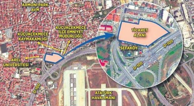 TOKİ İstanbul'daki dev arsasını satıyor
