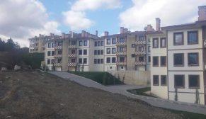 Kastamonu Araç'ta 96 konutun kurası çekildi
