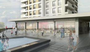 İstanbul Kayaşehir'e inşa edilecek 399 konut 33 dükkan ihalesi yapıldı