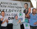 Düzce Gümüşova'da 152 konutun hak sahipleri belirlendi