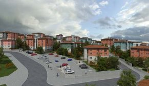 TOKİ'den Manisa Yunusemre'ye mahalle konseptinde 775 konut