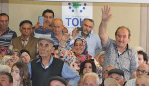 Karabük Safranbolu'da 369 emeklinin kurası çekildi