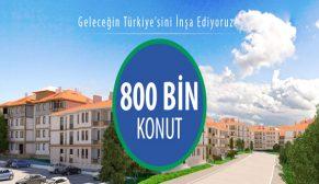 Geleceğin Türkiye'sini inşa ediyoruz